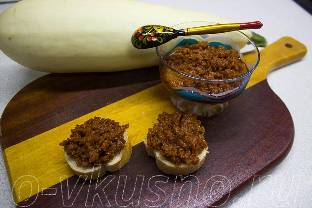 кабачковая икра через мясорубку рецепт с фото