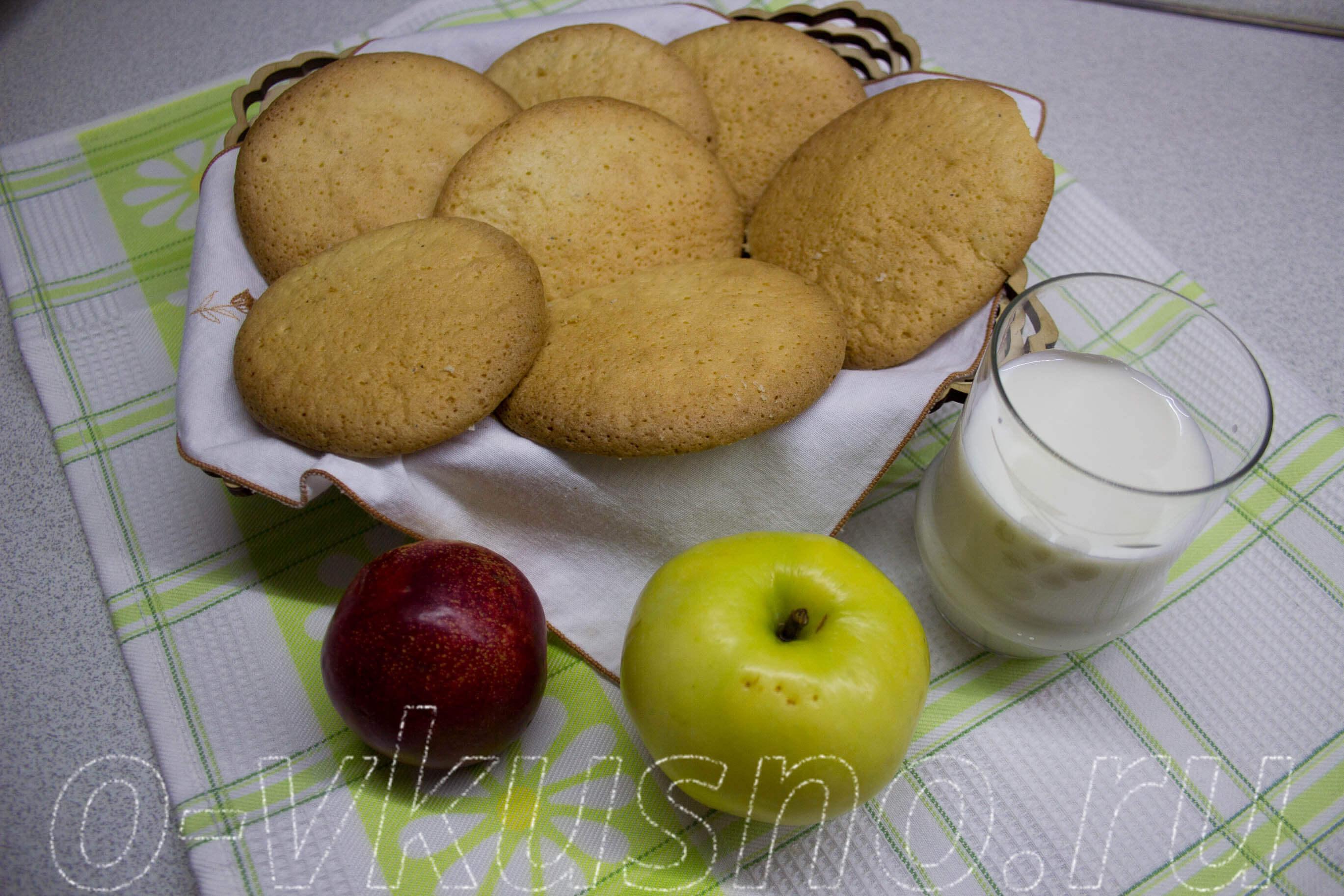Песочное печенье зебра рецепт
