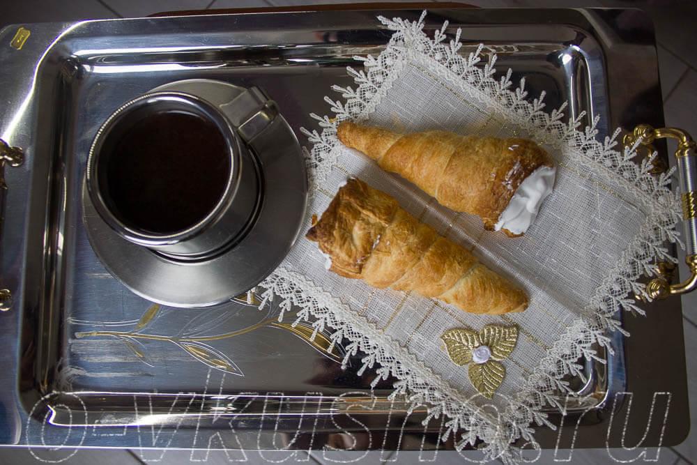 Слоеное тесто для трубочек в домашних условиях